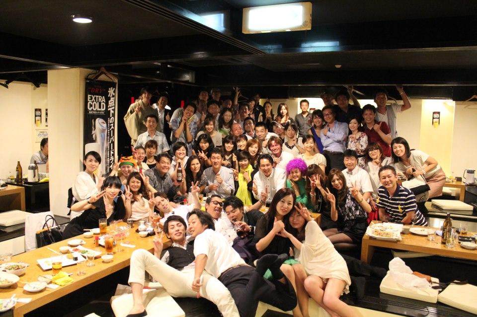 2012年の宮野誕生日会