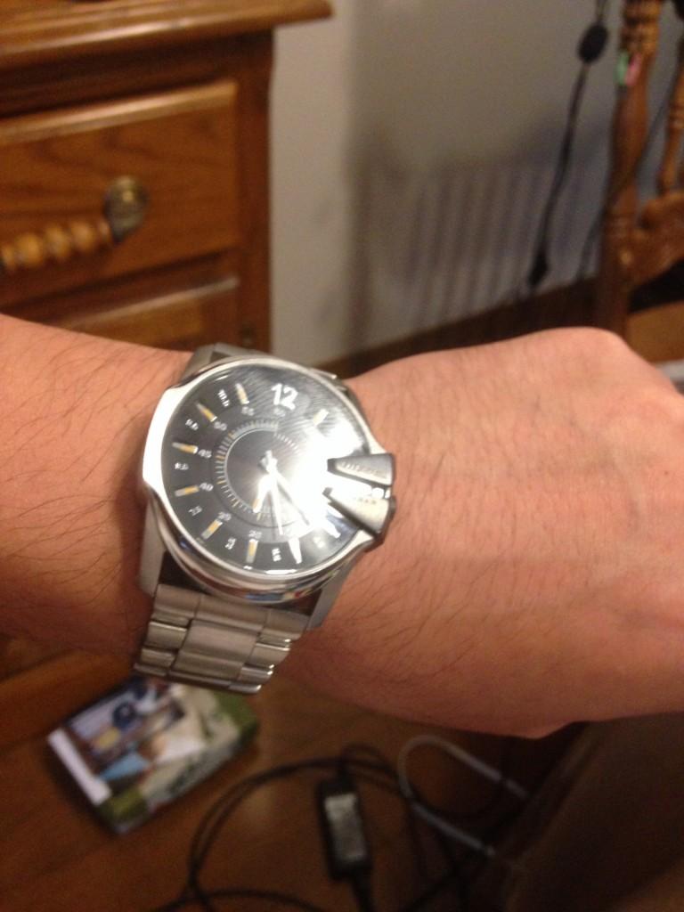 ハルマチで時計をゲット