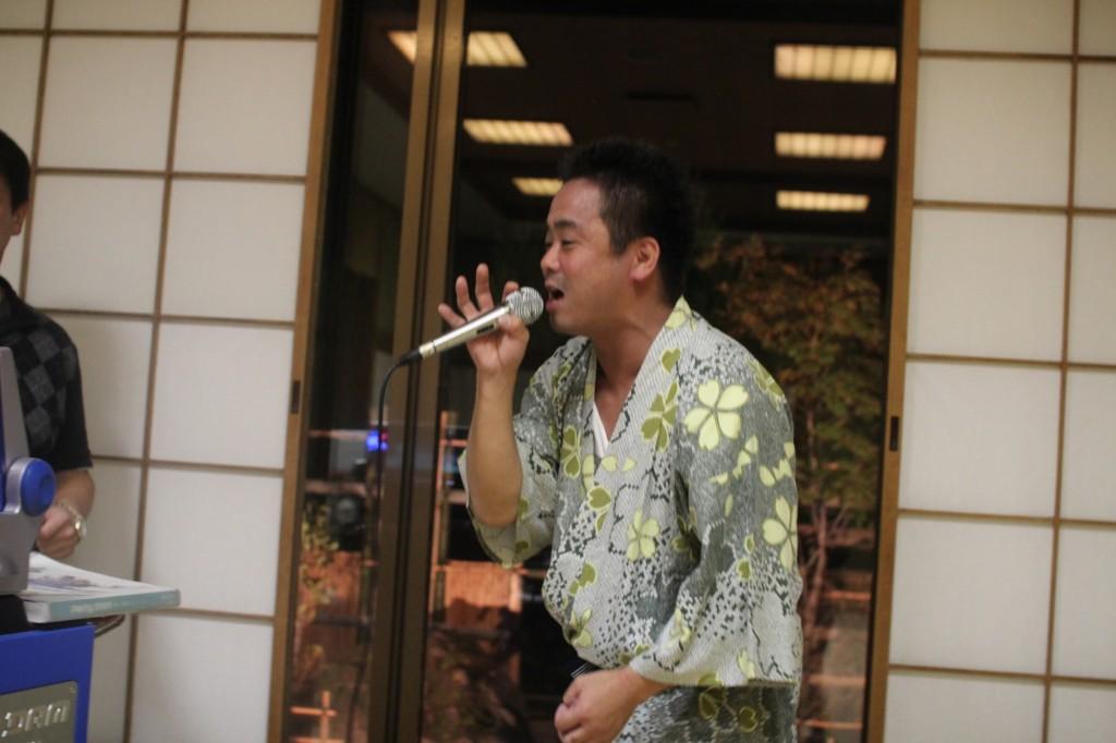 岩本大興氏